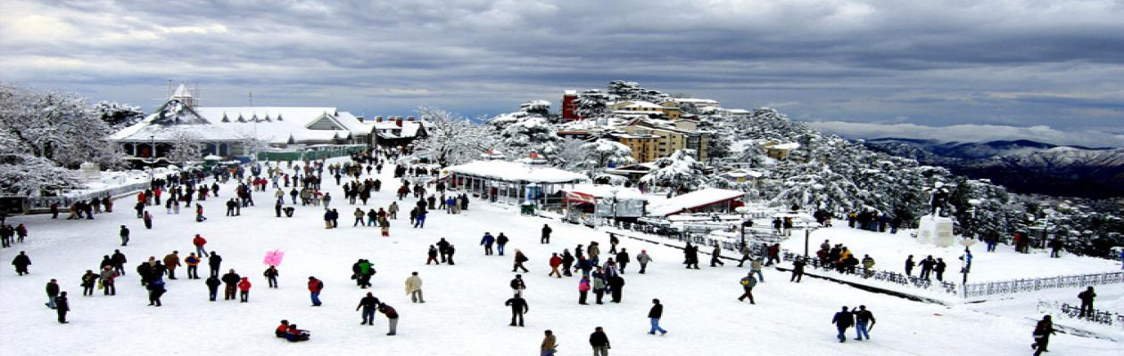 Welcome to Shimla